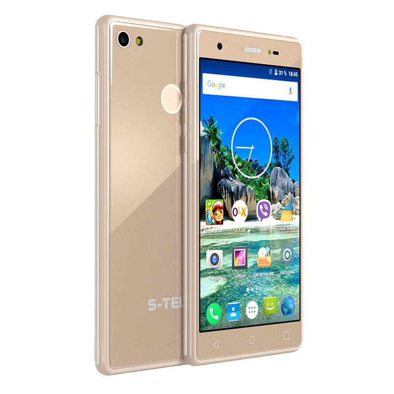 S-TELL M707 Gold